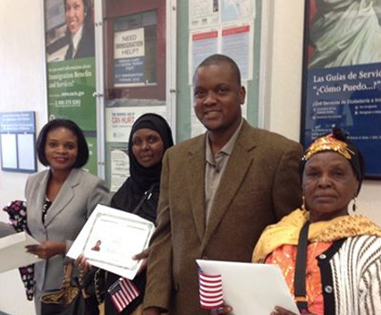 Program 1 Somali Bantu Association of America
